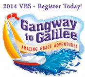 2014 VBS Registration!