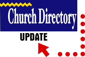 St. Paul Lutheran Church Directory Update